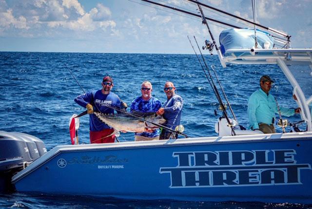 venice louisiana fishing charter
